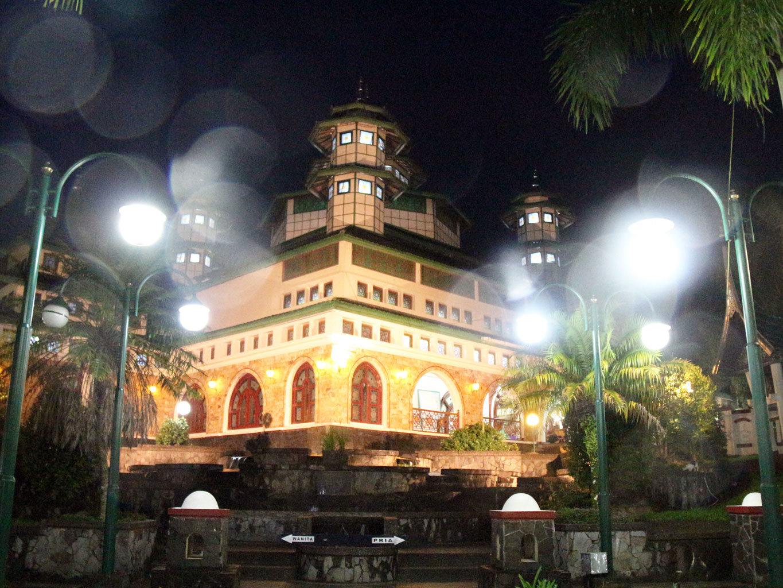Masjid Raya Bayur Maninjau