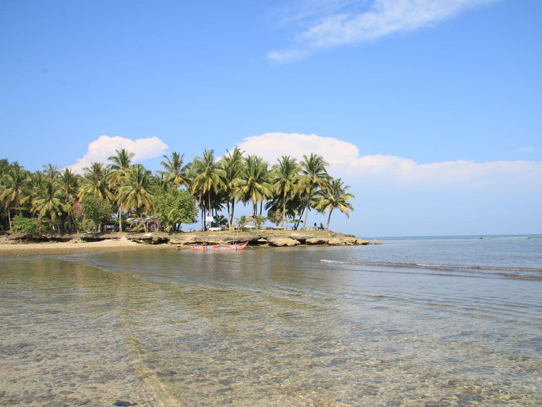 Pantai Air Manis (Batu Malin Kundang)