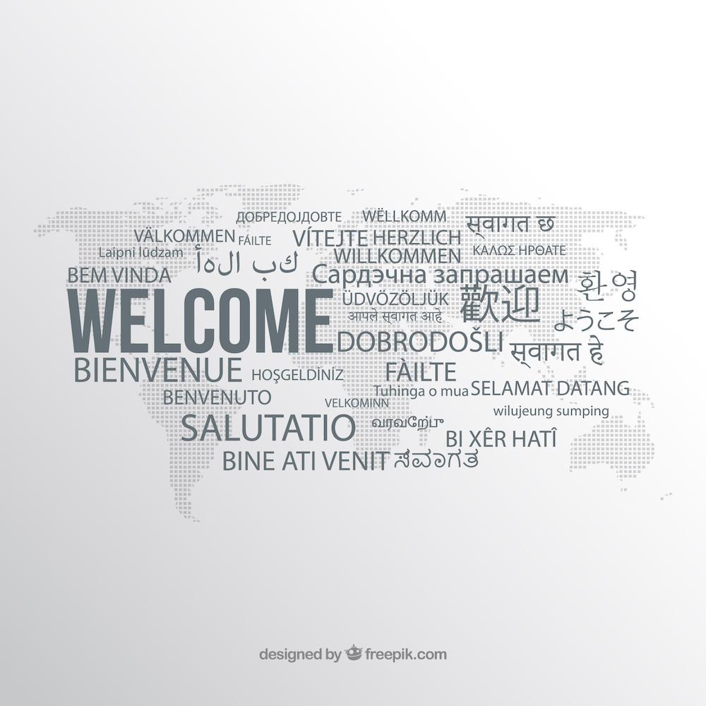 Selamat datang